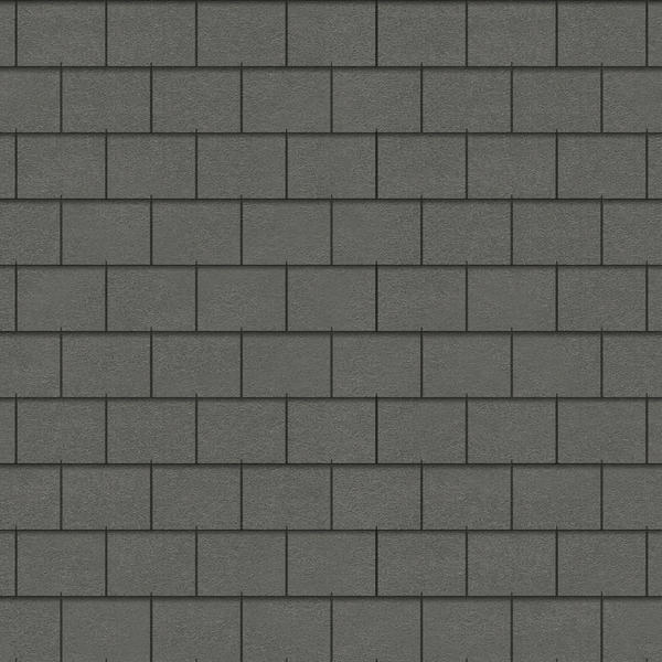Dachziegel textur grau  Eternit (Schweiz) AG - NOBILIS Schwarz N012 R | Free CAD-Textur
