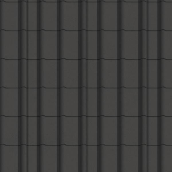 Dachziegel textur grau  Eternit (Schweiz) AG - NATURA Vulcanit N6512 | Free CAD-Textur