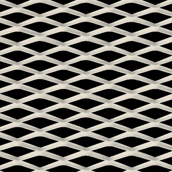 mtex_41711, Metal, Expanded metal, Architektur, CAD, Textur, Tiles, kostenlos, free, Metal, Metall Pfister