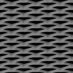 mtex_57469, Metal, Expanded metal, Architektur, CAD, Textur, Tiles, kostenlos, free, Metal, Metall Pfister