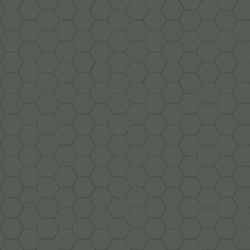 Xyz Mtextur Hexagonal Ceramic Tile Ral 7003 Gris