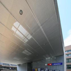 Westlink, Metall Pfister, Atelier WW Architekten SIA AG, by mtextur