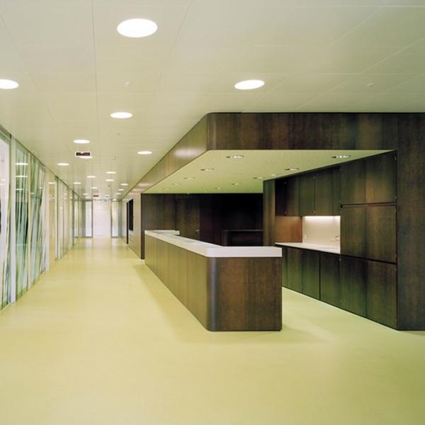 Spital Frauenfeld, Argolite, Schneider & Schneider Architekten Aarau, by mtextur