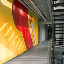 Actelion, Argolite, Gruner AG, Basel, by mtextur