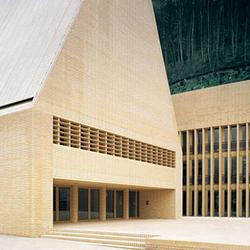 Landtag Vaduz, Keller Systeme AG , Hansjörg Göritz Architektur Studio, by mtextur