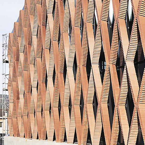 Ofenhalle Keller AG Ziegeleien, Pfungen, Keller Systeme AG , Gramazio & Kohler Architektur und Städtebau, Zürich, by mtextur