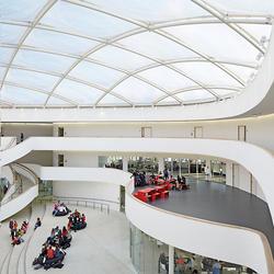 Neues Gymnasium Bochum, D, Forbo, ASCHER JEHLE Architektur, by mtextur