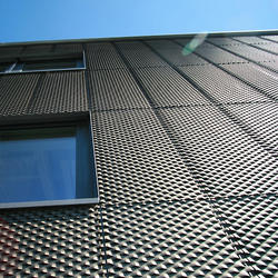 ETH Neubau HIA, HIF Erweiterung, Zürich, Metall Pfister, Allreal Generalunternehmung AG, Zürich, by mtextur