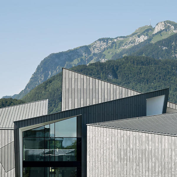 Jansen AG, Oberriet SG, Metall Pfister, Davide Macullo Architects, Lugano, by mtextur