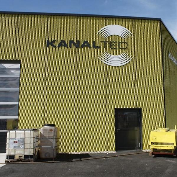 Kanaltec, Balgach, Metall Pfister, hp peter hofer, by mtextur