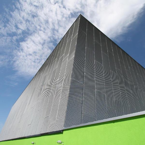 Green Datacenter, Lupfig, Metall Pfister, k.A., by mtextur