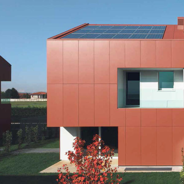Uboldo Mehrfamilienhaus, Eternit (Schweiz) AG, Arch. Marco Ca stelletti, Erba, by mtextur