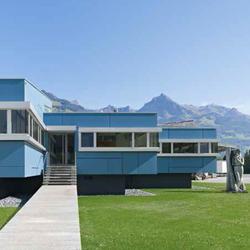 Forschungs- und Entwicklungszentrum Eternit, Eternit (Schweiz) AG, Cadosch & Zimmermann, Zürich, by mtextur