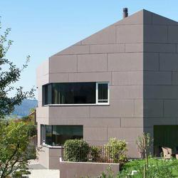 Einfamilienhaus Oberägeri, Eternit (Schweiz) AG, CST Architekten AG, Zug, by mtextur