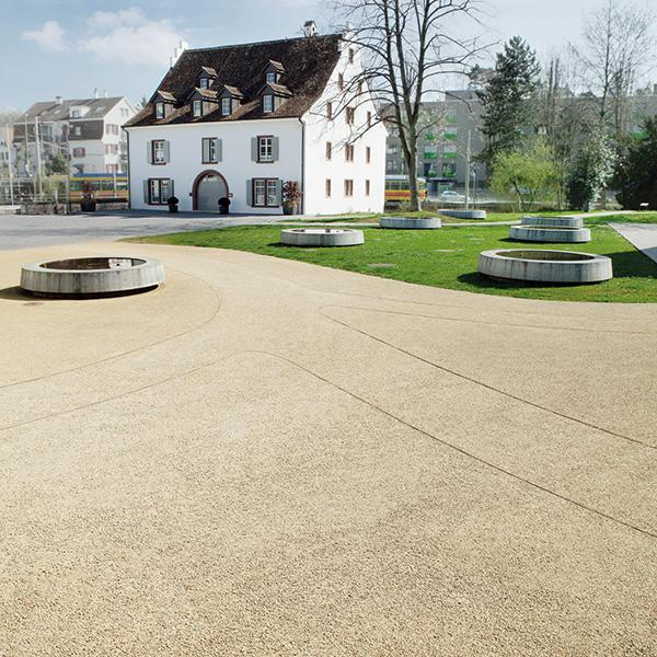 Schloss Binningen, BL, Holcim, k. A., by mtextur