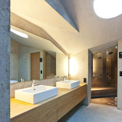 Trovatello Seltisberg, Holcim, Kren Architektur AG, by mtextur