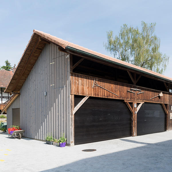 Schalunen, RUFALEX Rollladen-Systeme AG, k. A., by mtextur