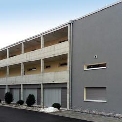 Kirchberg Mühlemann, RUFALEX Rollladen-Systeme AG, k. A., by mtextur