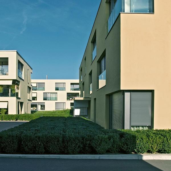 Mettlengässli – Muri/Bern, RUFALEX Rollladen-Systeme AG, k. A., by mtextur
