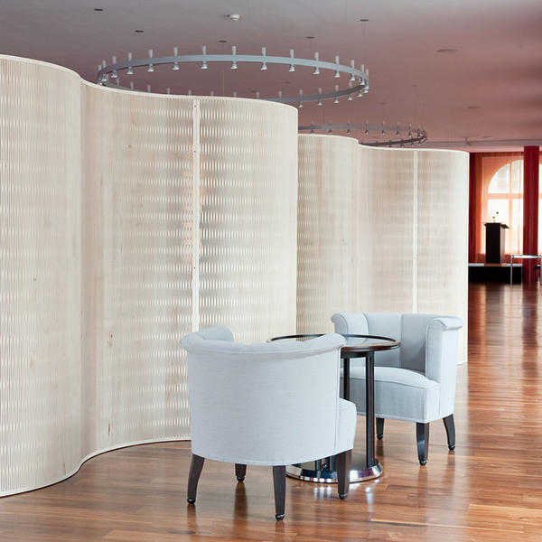 Bernerhofsaal Bundeshaus, Dukta, Greutmann Bolzern, Zürich, by mtextur