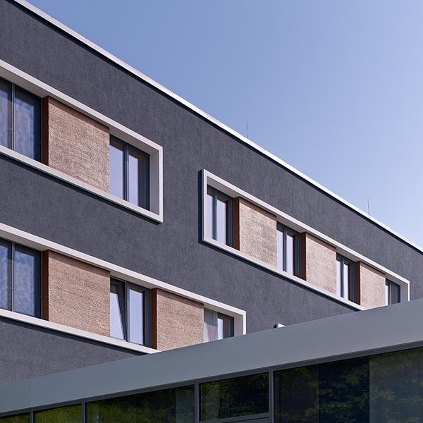 Appartmenthaus – Essen, Sto AG Schweiz, k. A., by mtextur