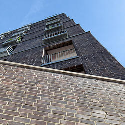 Wohnquartier Hamburg-Barmbek, Sto AG Schweiz, k. A., by mtextur