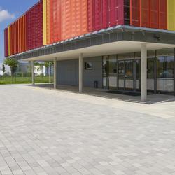 Neubau Grundschule, Rinn Beton- und Naturstein , KRUG GROSSMANN ARCHITEKTEN, by mtextur