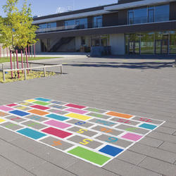 Bildungshaus Westpark, Rinn Öffentlicher Raum, LATZ + PARTNER LandschaftsArchitekten Stadtplaner, by mtextur