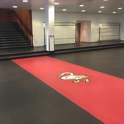Gemeindesaal Horgen, Uniquefloor, k. A., by mtextur