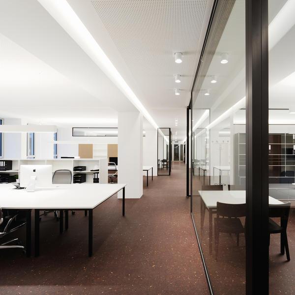 Aaltdorf – Büro G&A, Uniquefloor, k. A., by mtextur