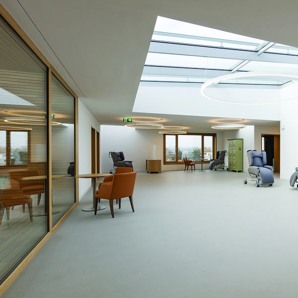 Marthastift Basel, Uniquefloor, k. A., by mtextur