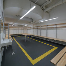 Sportzentrum Zürich, Uniquefloor, k. A., by mtextur