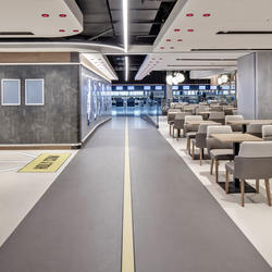 HALTOPEX – AIR Restaurant, Walo Bertschinger, Detail Design GmbH, by mtextur