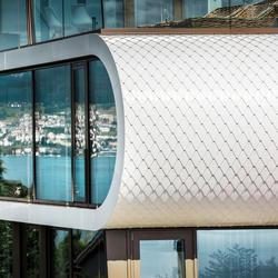 Meilen Flexhouse, PREFA, Camenzind Evolution Ltd., by mtextur