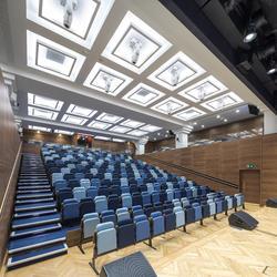 Kings College, London, Topakustik, John Robertson Architects, London GB, by mtextur