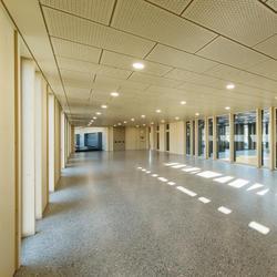 Schulhaus Bündtmättli, Malters, Topakustik, Meyer Gadient Architekten AG, Luzern, by mtextur