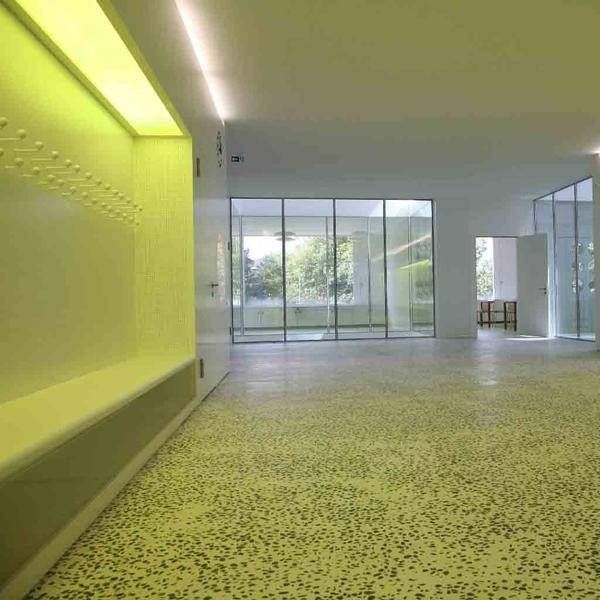 Schulhaus Steinmürli, Dietikon, Topakustik, k. A., by mtextur