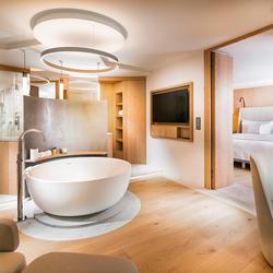 7132 HOTEL VALS, Bauwerk Parkett AG, Giubbini Architekten, by mtextur