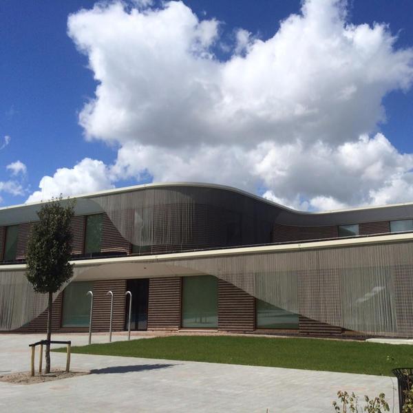 Fassade Schwimmbad Noordenpark, SENNRICH AG, k. A., by mtextur