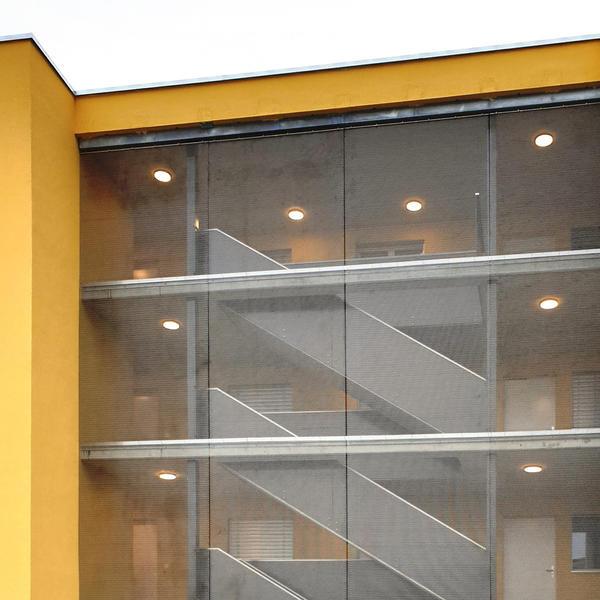 Hotel Alfa - Fassade, SENNRICH AG, k. A., by mtextur