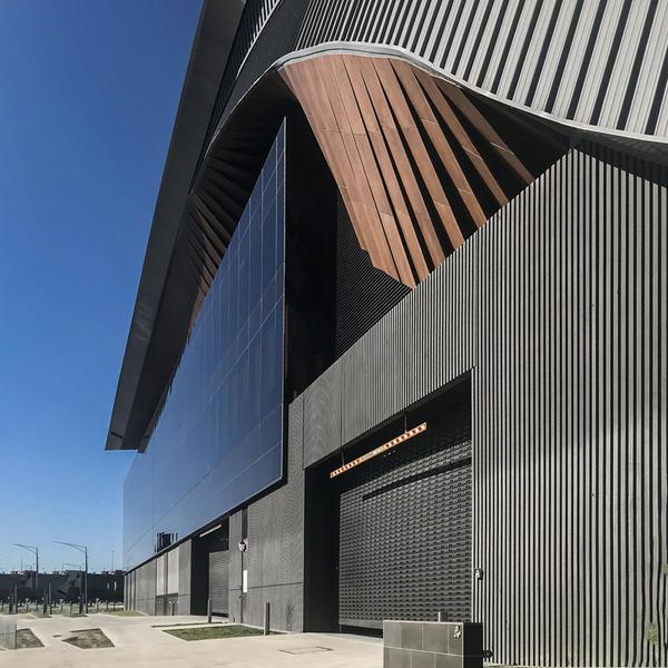 Bunjil Place, Melbourne, Australien, RECKLI GmbH, FJMT Architekten , by mtextur