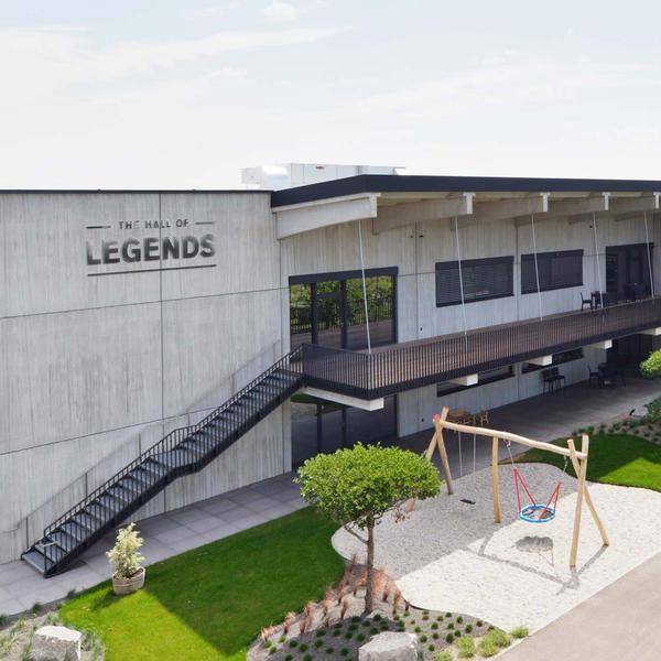 Scheiblhofer Weingut, Andau,  Österreich, RECKLI GmbH, Architekt: Halbritter & Hillerbrand ZT Gmbh, by mtextur