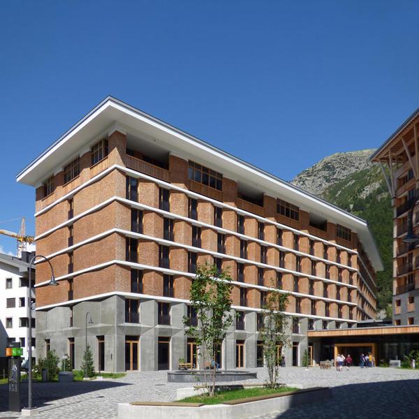 Radisson Blu Hotel, Andermatt, Schweiz, RECKLI GmbH, G&A Architekten, by mtextur