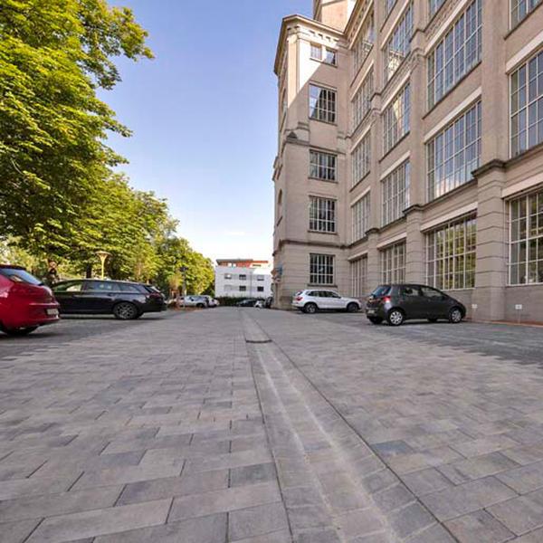 Glaspalast Augsburg, KANN GmbH Baustoffwerke, Eger & Partner Landschaftsarchitekten BDLA, by mtextur