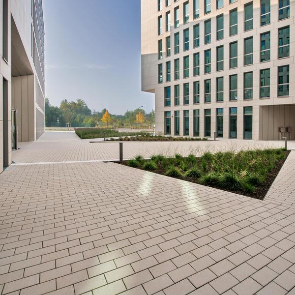 Büropark Ratingen, KANN GmbH Baustoffwerke, Kresings Architektur GmbH, by mtextur