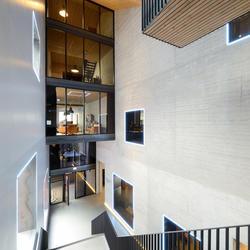 Grenswerk Konzerthaus, Venlo, Niederlande, RECKLI GmbH, k. A., by mtextur
