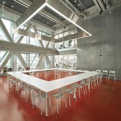 , nora systems GmbH, E2A Architekten ETH BSA SIA AG, Zürich, by mtextur