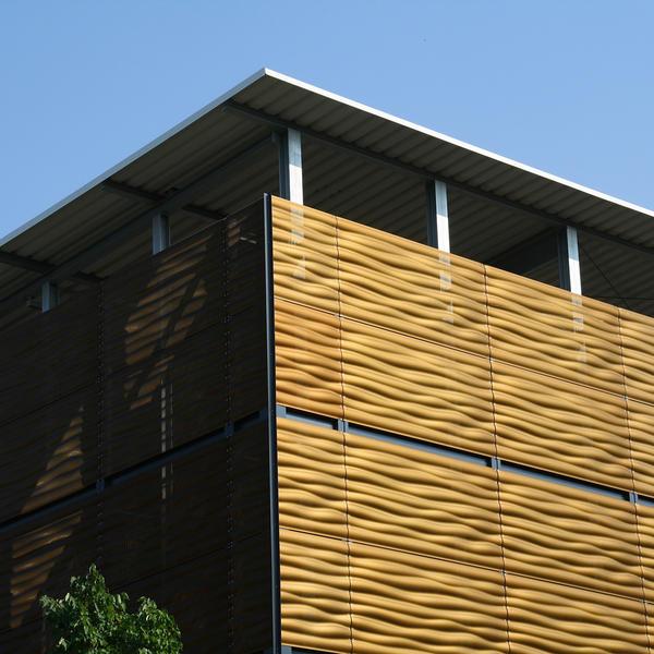 Parking garage  , Fielitz GmbH, JGT Architekten, by mtextur